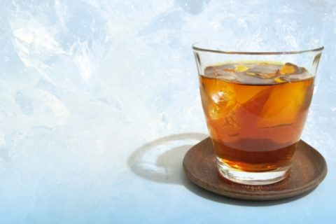 Ice tea, 冷たいお茶