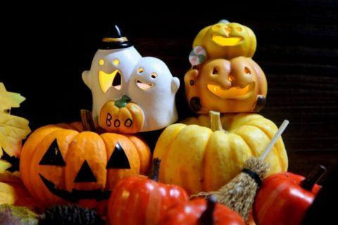 Halloween、ハロウィーン