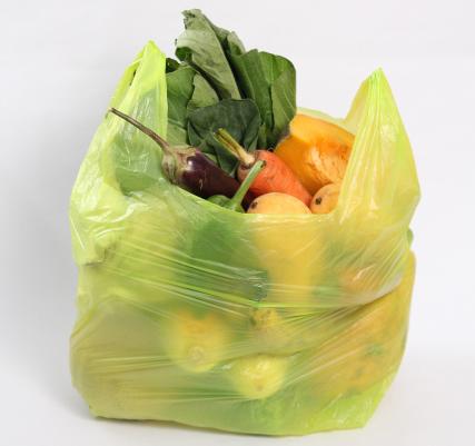 Plastic bag, ビニール袋
