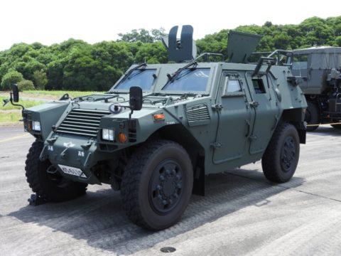 Self Defense Force Car、自衛隊車両