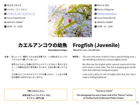 FROGFISH.JP