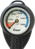Cressi-Sub Mini Pressure Gauge US Model