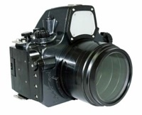 Seatool Canon EOS Kiss X4 専用防水ハウジング