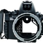 鉄板水中一眼カメラのハウジング