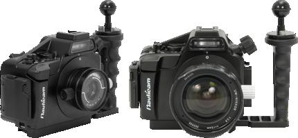 NA-NEX5 housing with Nikonos Lens