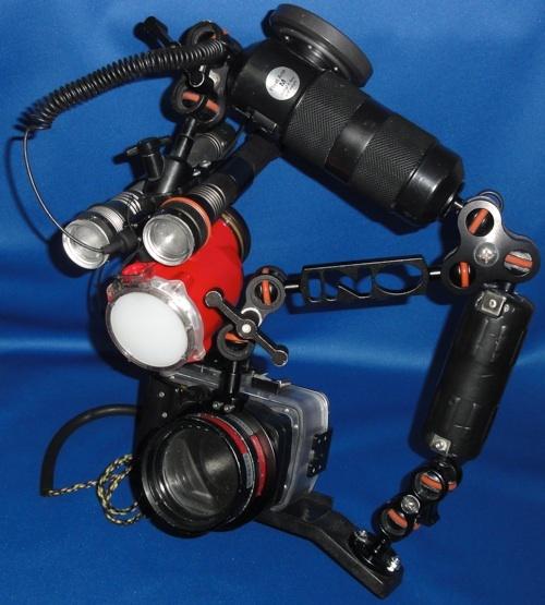 HX5Vハウジングのフルセット