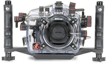 IKELITE D7000ハウジング(前面)