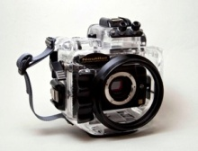 Nautilus Nikon D7000用ハウジング(前面)
