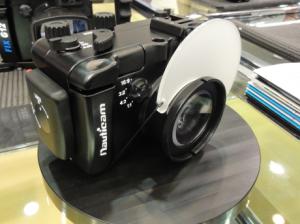 Nauticam製Panasonic Lumix LX5用ハウジング