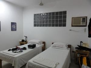 SOGOD BAY SCUBA RESORTの客室内