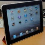 初代iPadにスマートカバーを付けてみたものの…