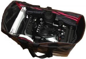 カメラセットの収納例