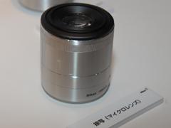 Nikon 1マウントマクロレンズ
