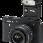 Nikon 1は水中カメラには向かないかも