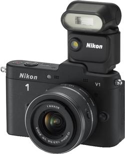 Nikon 1 V1 & SB-N5