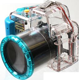 NEX-5用防水ハウジングケース