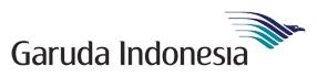 ガルーダ・インドネシア航空のロゴ