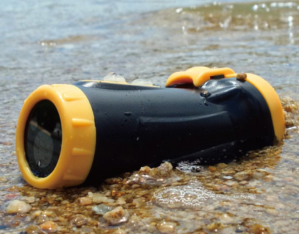 20M防水FULLHDビデオカメラ