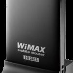 WiMAXルーターが壊れた