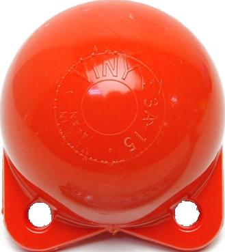 ビニー ABS製 水中A型フロート(底曳)