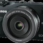 EOS Mはいきなり最強のミラーレスカメラに!