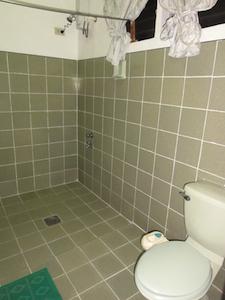 DX 7号室の浴室