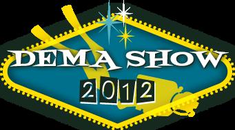 DEMA Show 2012 LOGO