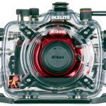Nikon D3200用水中ハウジングがかっこいい