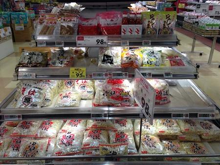 沖縄そばコーナー
