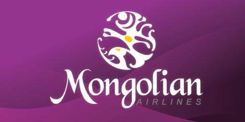 モンゴリアンエアラインズのロゴ
