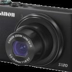 Canon PowerShot S120の進化