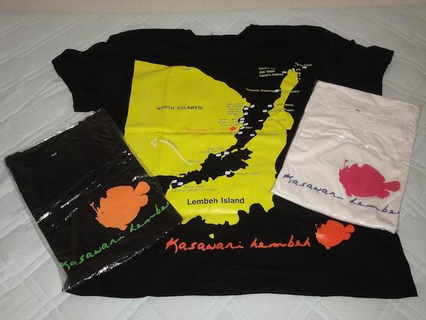 カサワリレンベリゾートのTシャツ