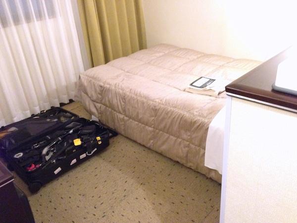 GRGホテル那覇松山の客室