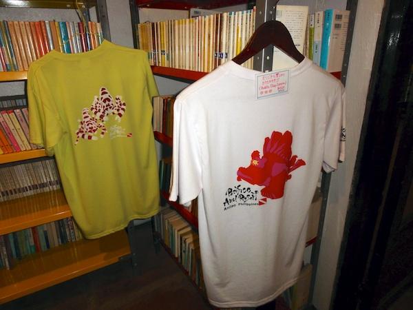 パシフィコアズールリゾートのオリジナルTシャツ