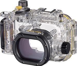 PowerShot S120用水中ハウジング