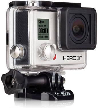 HERO3+-Silver-Edition