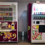 マレーシアの自販機