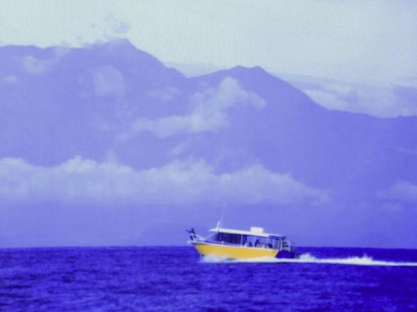 パプアニューギニアのイベントのスライド