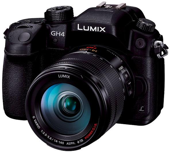 LUMIX-DMC-GH4