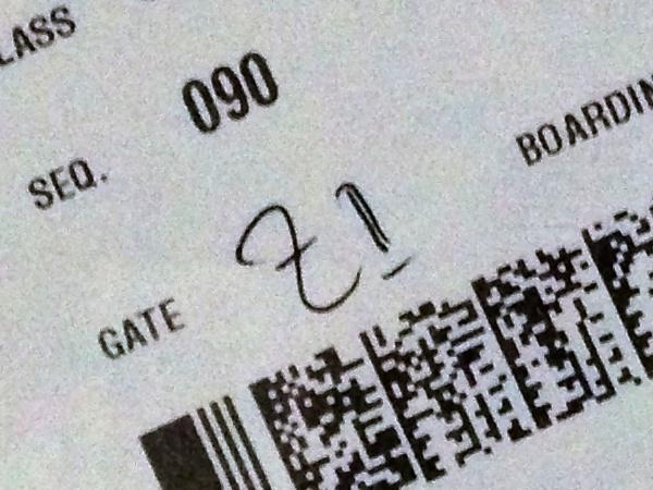 バティック航空のチケットのアップ