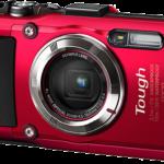 顕微鏡モード付きカメラ