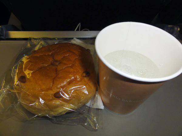 ガルーダ・インドネシア航空の機内食