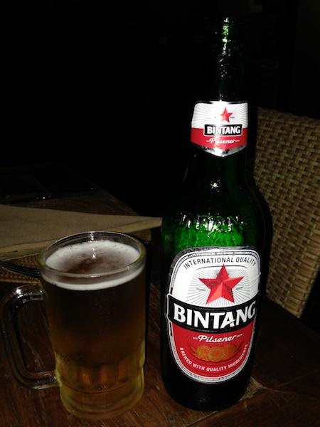 BINTANGビール