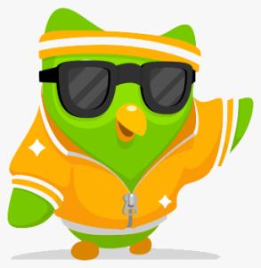 Duolingoのキャラクター