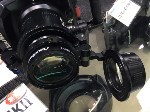 Nauticamの新レンズ『Multiplier-1』