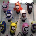マリンダイビングフェア2015の面白グッズ(フード)