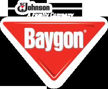 Baygonのロゴ