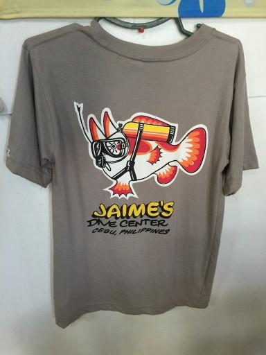 ハイミーズダイブセンターのTシャツ