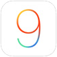 iOS9のアイコン