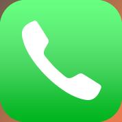 iOSの電話アプリ